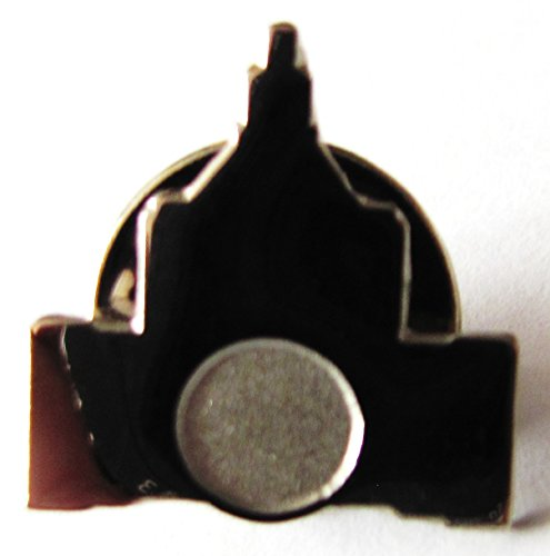 Firmenlogo - Pin 16 x 16 mm