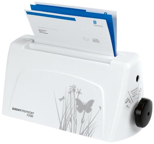 Preisvergleich Produktbild Papermonster 395941 Falzmaschine F200