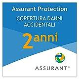 Assurant Protection 2 Anni Copertura Danni accidentali per Un PC Portatile da 1000,00 EUR a 1249,99 EUR
