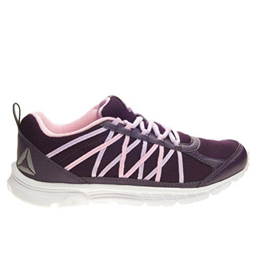 Reebok Damen Bd5452 Trail Runnins Sneakers Violett (Pcfc Purple/shll Purple/prcln Pink/wht/p)