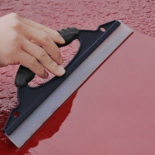 99020504 Silicone Blade Car Window Wiper Wash Clean Water Dry Valeting Cleaner