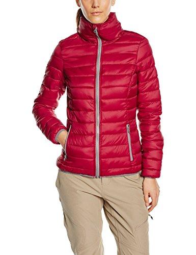 Stedman Apparel Damen Active Padded Jacket/ST5300 Jacke, Rot (Bordeaux), 36 (Hersteller Größe:Small)