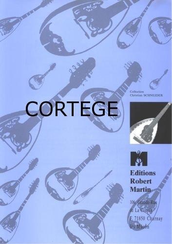 ROBERT MARTIN MASSENET J. - VAN DER BEEK W. - CORTEGE