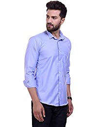DEETYA APPARELS Men's Cotton Casual Shirt for Men Full Sleeves