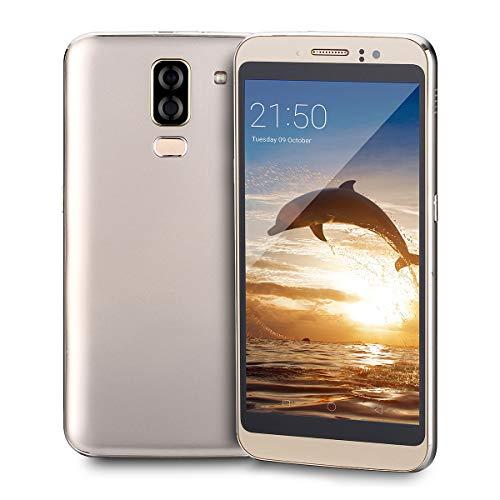 J8(2018) Smartphone ohne Vertrag,Dual SIM 5 Zoll HD Display,3G Android Go Mobile,MT6580 Quad-Core,5MP Kameras Telephones,2800mAh Handys …