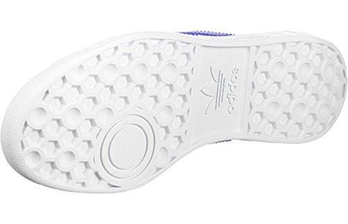 adidas Hamburg, Scarpe da Tennis Uomo bianco blu