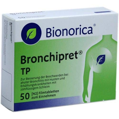 BRONCHIPRET TP 50St 0168484