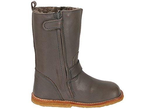 Bisgaard Tex Boot-61016216_60, Sneakers basses mixte enfant Grau (402 Grey)