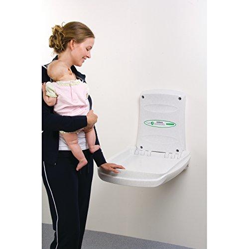 Magrini Vertical Baby Changer Colour: White.  Magrini