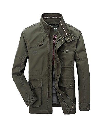 keral-hombre-casual-solido-chaqueta-cremallera-abrigo-ejercito-verde