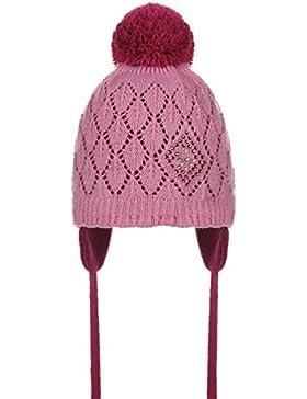 Girls set invernale composto da cappello e sciarpa invernale calda maglia A2013, taglia: 2-3 anni