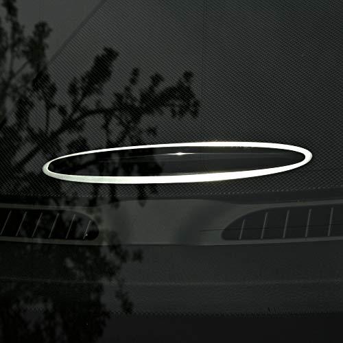 Elegante Antenna Corta per Mercedes R171 SLK SL 200 230 280 300 320 350 55 500 600