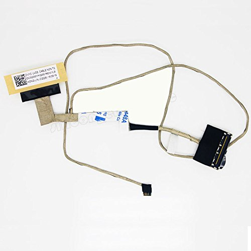 LVDS LCD LED Flex Video Screen Kabel für Lenovo Ideapad Y50-70 Y50-80 P/N:dc02001yq00 - Compal ZIVY2 30pin Non-Touch - Laptop Lcd Flex-kabel