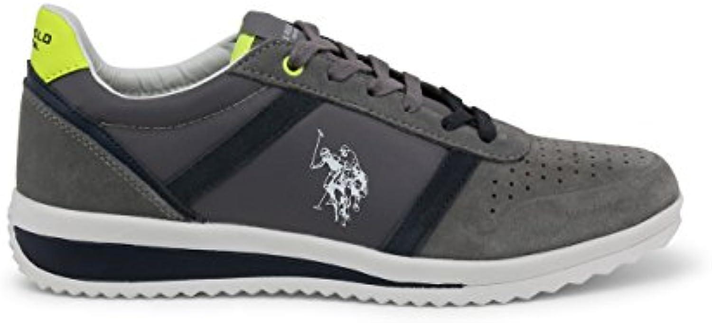 les chaussures de marche aux hommes de 250 baskets polo gris prr & kg 250 de formateurs; b6ce19