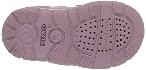 pinkc8005 Geox Shaax Rosa B Lauflernschuhe Menina 66qXwr