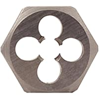 KS Tools 330.0070 HSS - Tuerca de terrajar hexagonal (M, M7 x 1)