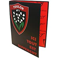 Classeur rugby - Rugby Club Toulonnais - RCT