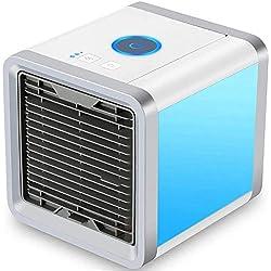 YMF® Climatiseur Mobile Refroidisseur d'air Arctic Petit climatiseur Ventilateur à air climatisé Portable été