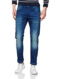 Scotch & Soda Nos Ralston-Winter Spirit, Slim (Coupe Étroite, Jambe Ajustée) Homme