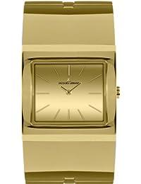 Jacques Lemans La Passion Damen-Armbanduhr Cannes Analog Edelstahl beschichtet 1-1599C