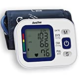 Best High Blood Pressure Monitors - Upper Arm Blood Pressure Monitor USB Rechargeable, Digital Review