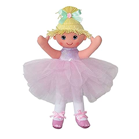 """Well Made Toys 18"""" Blonde Debbie Dancer Ballerina Doll by Well Made Toys"""
