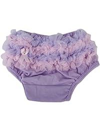 Culotte Bloomer Couvre-couche Prop Photographie pour Bébé Fille Taille S