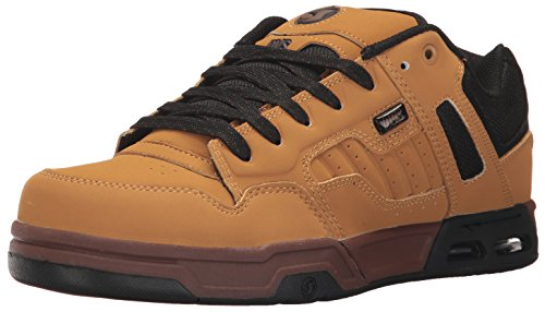 DVS Shoes Enduro Heir, Scarpe Basse Uomo CHAMOIS BLACK NUBUCK