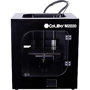 Colido COL3D-LMD120BQ7J1 Impresora 3D, 20 x 20 x20 cm, Fijación sin Laca