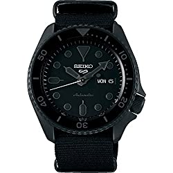 Reloj Seiko para Hombre, Negro, Street, 9K1