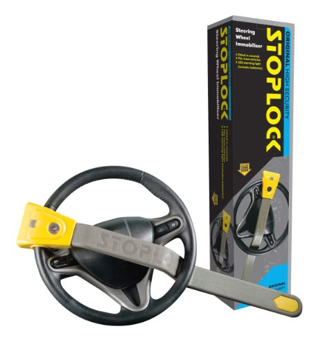 Stoplock HG 134-59 Steering Wheel Lock Original
