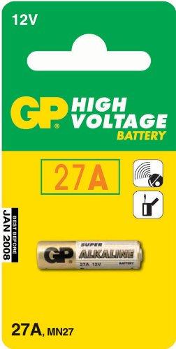 GP Batterien gp27a-c5High Voltage Super Alkaline Batterie (Strip Of Five)