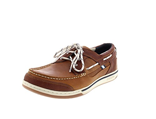 Sebago Mens Triton Three-Eye Boat Shoes