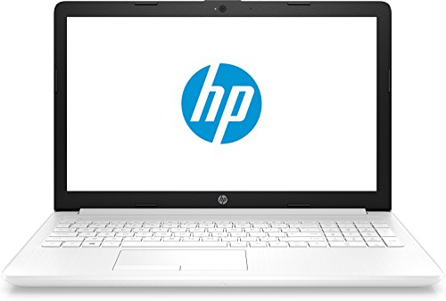 HP 15-DB0014NS - Ordenador portátil de 15.6' (AMD A9, RAM de 8 GB, Memoria de 1 TB, Windows 10 Home) Color Blanco Nieve