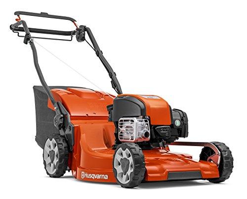 Husqvarna LC 353V Walk behind lawn mower 2400W Black, Red - Lawn Mowers (Walk behind lawn mower, 53 cm, 2 cm, 7.5 cm, 60 L, 4 wheel(s))