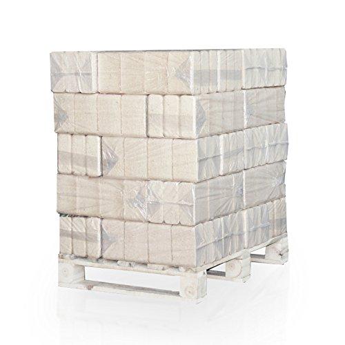 Preisvergleich Produktbild PALIGO RUF Holzbriketts Nadelholz Kamin Ofen Brenn Holz Brikett 10kg x 30 Gebinde (300kg / 1 Palette) inkl. Versand
