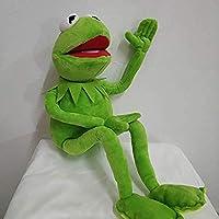 stogiit Cartoon The Muppets Kermit Frog Plush Toys Soft Boy Doll For Children Birthday Gift 45Cm