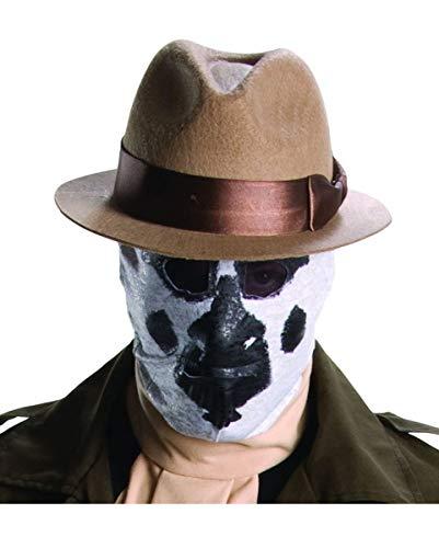Horror-Shop Watchmen Rorschach Strumpf - Rorschach Kostüm Maske