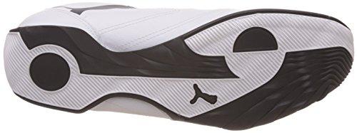 Puma Unisex-Erwachsene Redon Move Low-Top Weiß (white-dark shadow-black 06)