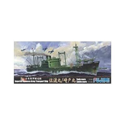 1/700 IJA Seaplane Carrier Sado Maur/Sakito Maru von Fujimi