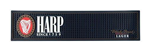 Harfe PVC Signature Label Bar Matte -