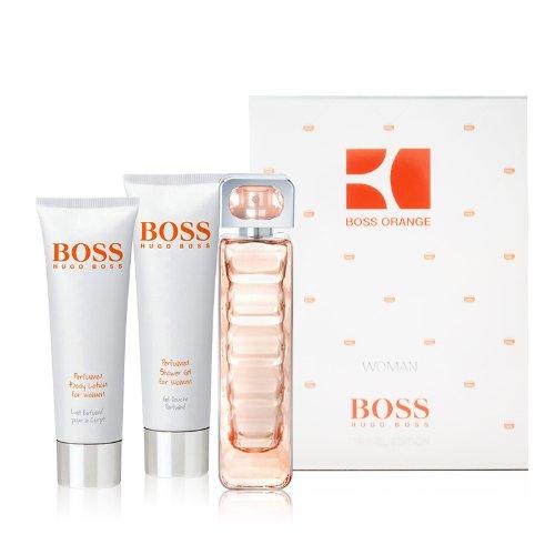 Hugo Boss Orange Woman EDT 50 ml + SG 50 ml + BL 50 ml