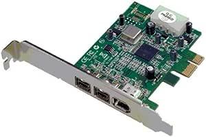 Dawicontrol Dc Fw800 Pcie Blister 2xfirewire 800 1394b Computer Zubehör