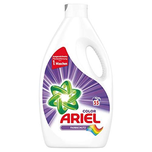 Ariel Colorwaschmittel Flüssig, 6,05l- 1er Pack (1 x 110 Waschladungen)