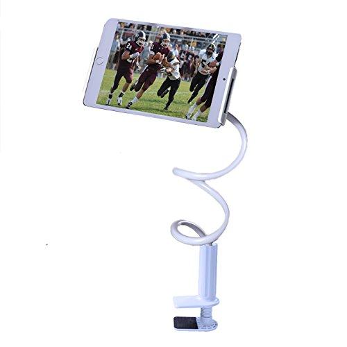 HDE Nintendo Switch Ständer einstellbarer Betrachtungswinkel Schwanenhals-Halterung Flexibel Konsole Tablet Halterung (schwarz) -