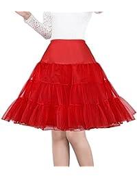 Shimaly Women s 50s Vintage Petticoat 26