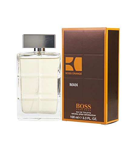 Hugo Boss Orange Man, men, Eau de Toilette, Vaprisateur / Spray, 1er Pack (1 x 100 ml)