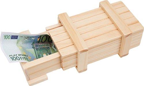 Preisvergleich Produktbild Magische Geschenkbox für Geldgeschenke - Trickbox - Trickkiste