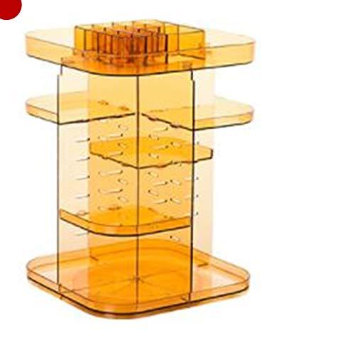 yuguo Kosmetik Rack Kosmetik Display Schrank rotierende Kommode Platz sparen Platz für Kommoden, Bäder, Schlafzimmer, etc.