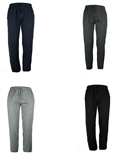BE BOARD Pantalone Tuta Lungo Sportivo Uomo 100/% Cotone Art 910 Vari Colori